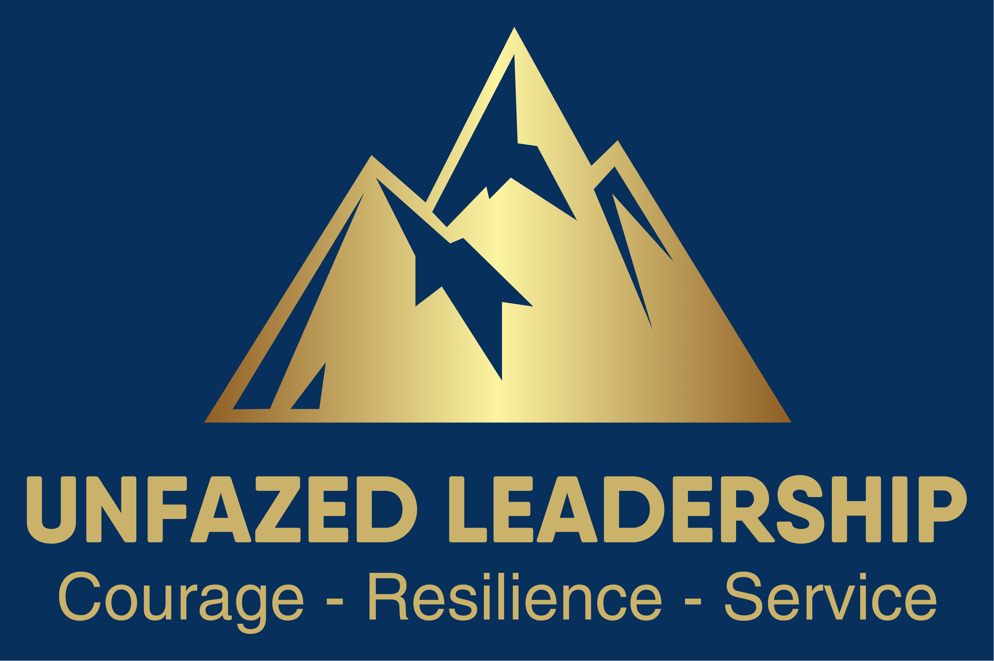 Ed O'Neal – Unfazed Leadership LLC